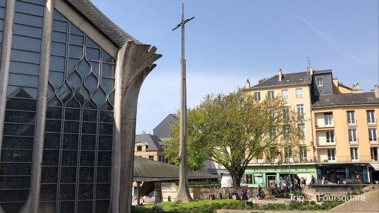 Le Bûcher de Jeanne d'Arc