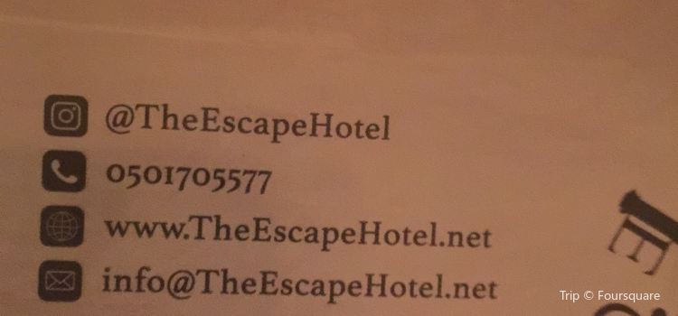 The Escape Hotel3