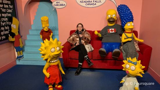 Movieland Wax Museum of the Stars