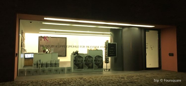 MKM Museum Küppersmühle