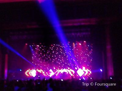 The Fillmore Miami Beach at the Jackie Gleason Theater
