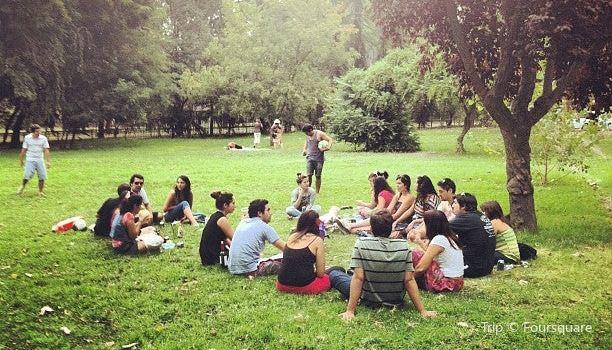 Parque Padre Hurtado3