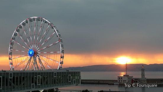 Grande roue de Marseille