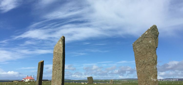 Standing Stones of Stenness1