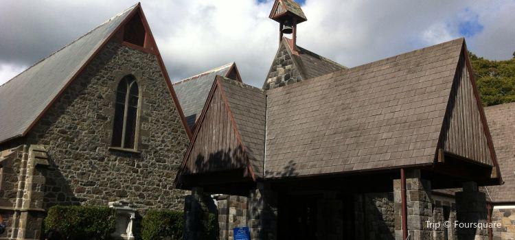 Taranaki Cathedral, Church of St Mary1