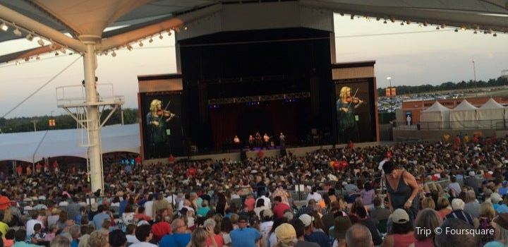 The Arkansas Music Pavilion1