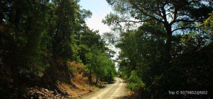 Goynuk Canyon1