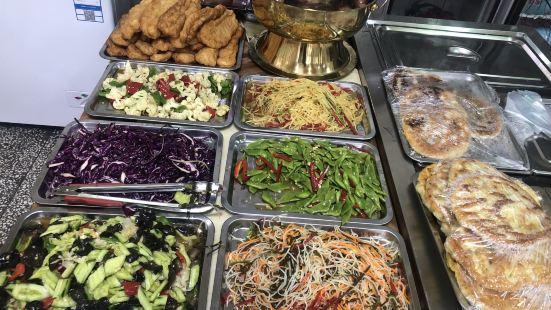 賽湖人家美食飯莊