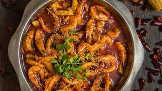 扇貝王海鮮燒烤屋