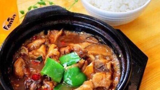 清真·黃燜雞米飯