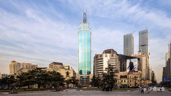 大連世貿大廈觀景台