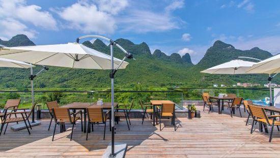 陽朔良宿空中觀景餐廳