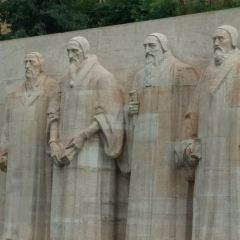 Reformation Monument User Photo