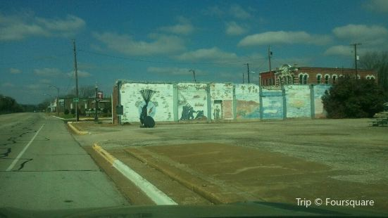 Historic Old Town Palestine Texas