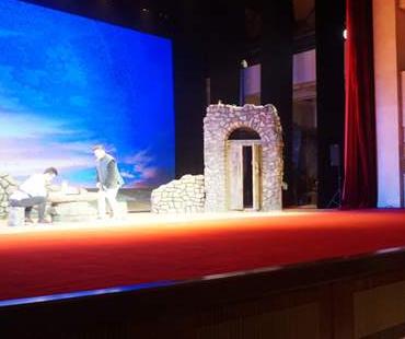 吉林省賓館-大劇場