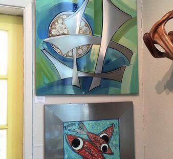 Fiona Bleu Gallery