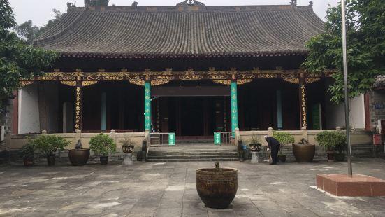 閬中古城-閬中市清真寺