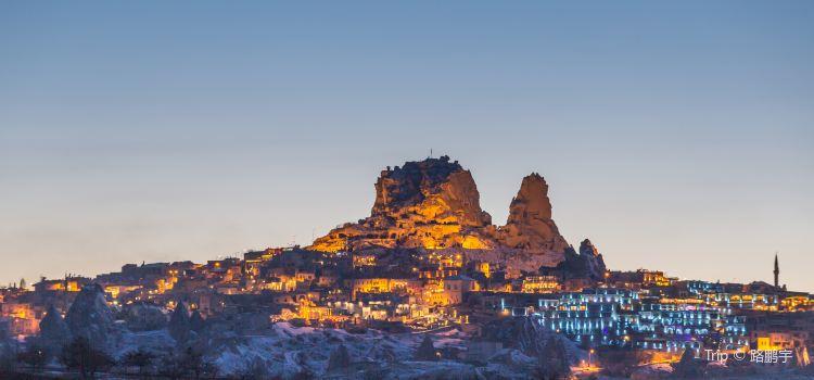 Uçhisar Castle3