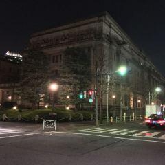 도쿄 증권 거래소 여행 사진