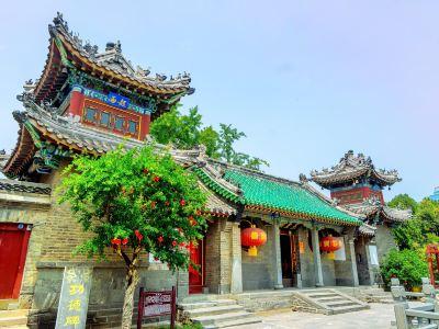 The Yuhuang Peak