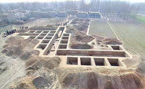 Yabazhuang Longshan Cultural Site