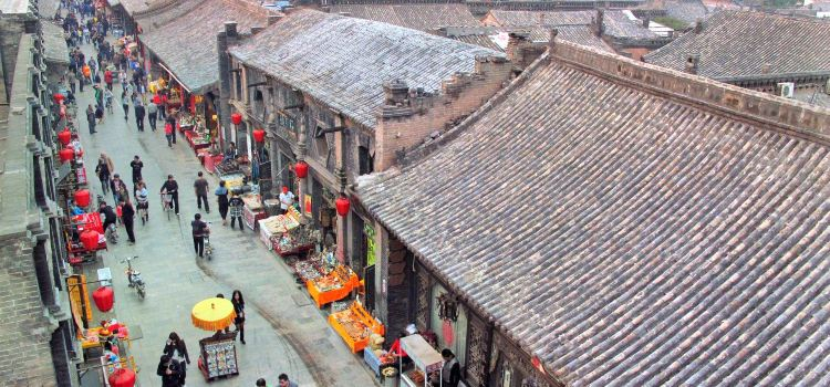 Ming and Qing Dynasty Ancient Street
