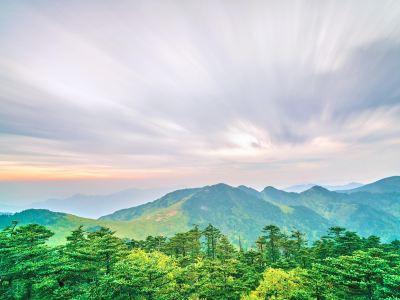 Shennong Peak Scenic Area