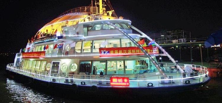 Captain No. 9 (Night Tour Yangtze River) Cruise