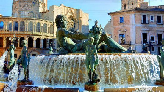 Plaza de la Reina