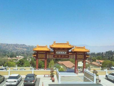 佛光山西來寺 Hsi Lai Temple