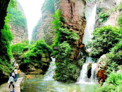 Jiulong Gorge