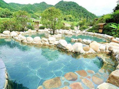 Huoshan Mountain Hot Springs