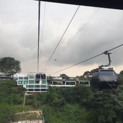 Mount Faber Cable Car User Photo