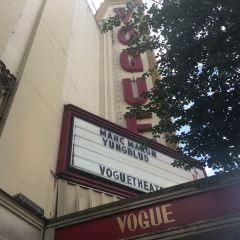Vogue Theatre User Photo