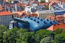 格拉茨现代美术馆-格拉茨-doris圈圈