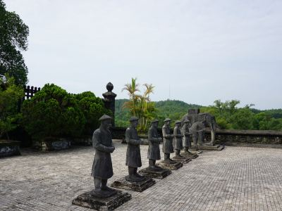 Tombs of the Nguyen Dynasty