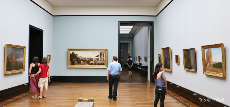 The National Gallery in Berlin1