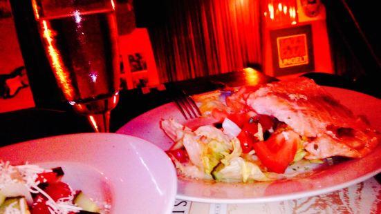 Jazz restaurant Ungelt