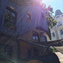 Hundertwasser House Vienna User Photo