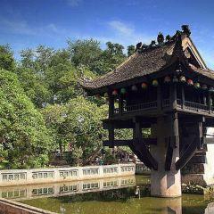 한기둥 사원 여행 사진