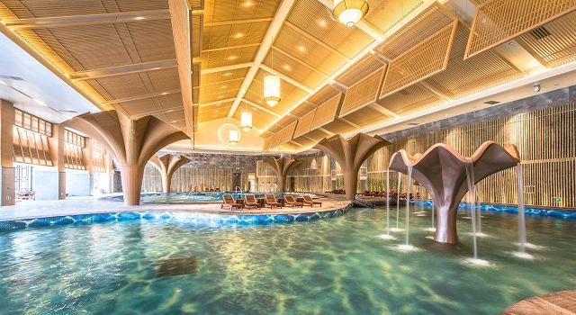 Hengda Shibo International Hot Springs Center3