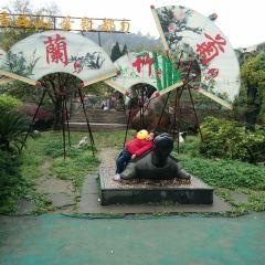 서산 공원 여행 사진