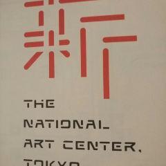 국립 신미술관 여행 사진
