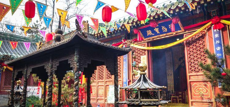 Beijing Huoshen Temple3