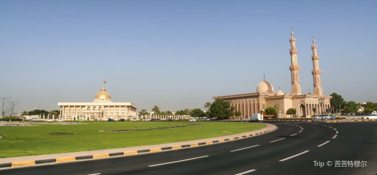 Culture Square of Sharjah3