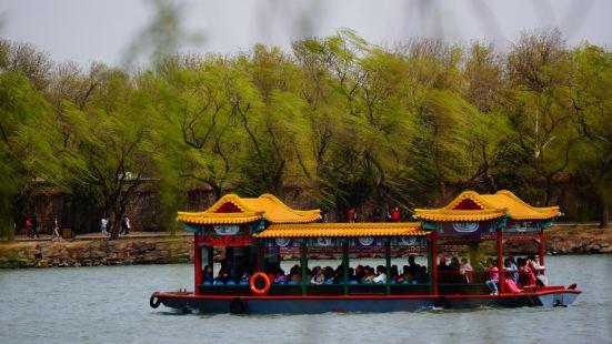 京城水系昆玉河遊