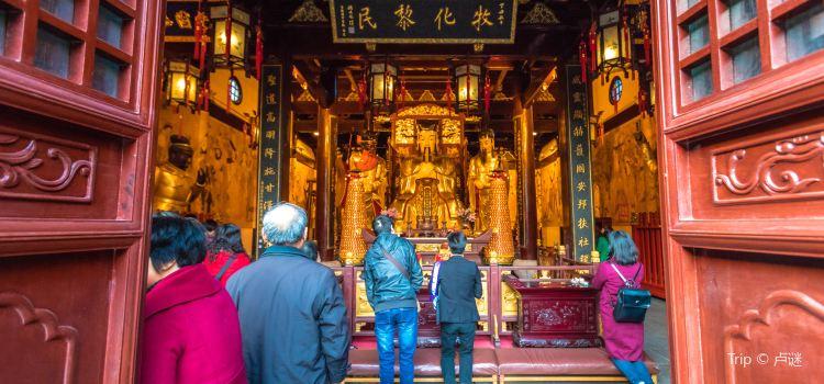 City God Temple of Shanghai3