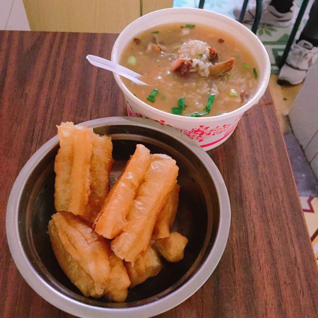 Fu Yu Da Tong Ya Rou Zhou