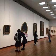 국립 서양 미술관 여행 사진