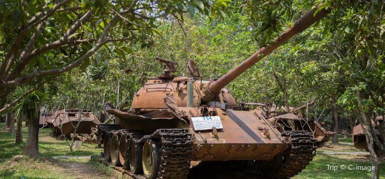 カンボジア戦争博物館2